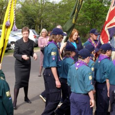 St George's Day Parade
