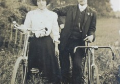 Bicycle Ride - c.1910(?)