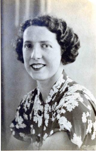 Evelyn Mary Samuel (nee Braithwaite)