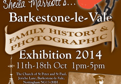 Barkestone Remembers - WW1 Centenary Commemoration