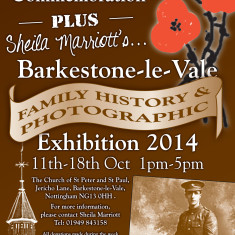 The Official Exhibition Poster