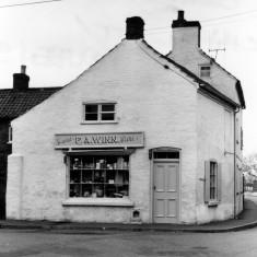 F. A. Winn General Store Proprietor A.M. Rayner