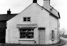 Queen Street  - Winn's Corner Shop