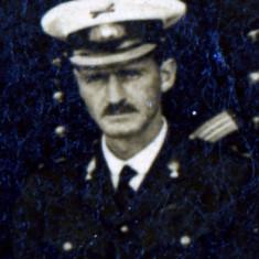 Frank Wright Vincent - Paymaster, Sub-Lieutenant, HMS Queen Elizabeth