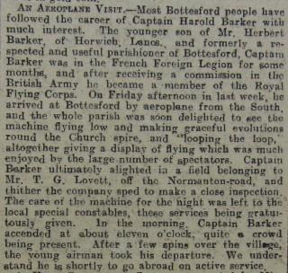 24th February 1917 Grantham Journal