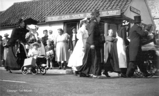 The Gas Showroom in 1951 - Festival of Britain Parade