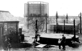 Bottesford Gas Works 1930s