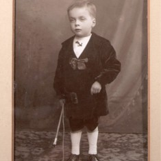 George Ernest Marsh junior