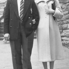 My parents Gerald and Pamela Coy, 1957.