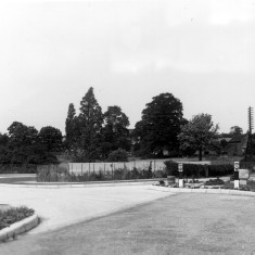 New road junction, Grantham Road and Easthorpe Road