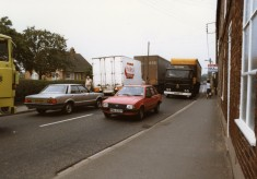 Before the by-pass in 1988