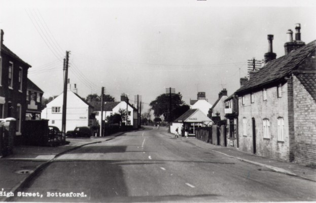 Same view in the 1950's