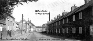 Who Lived on High Street in 1881