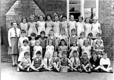 Bottesford School during the 2nd World War