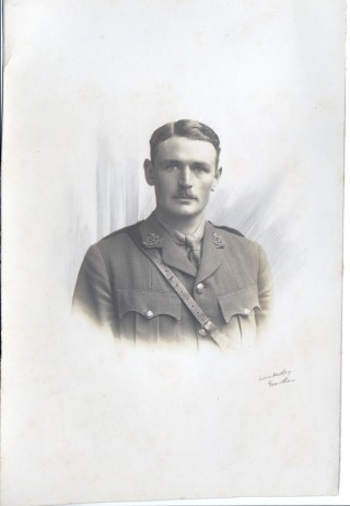 Captain H Walter Hatton | From the Collection of Mr Charles Hatton