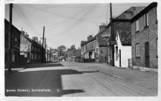 Queen's Street - Old Coop  - 1st building LHS