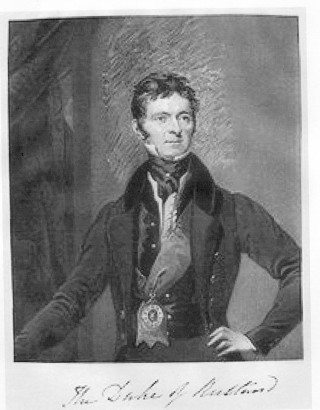 John Henry Manners, 5th Duke of Rutland, Lord Lieutanant of Leicestershire 1799-1857