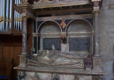 St Mary's Bottesford Phase V.IV, Monument to John Manners, 4th Earl of Rutland