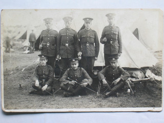 Leicestershire Regiment (?) - World War I.