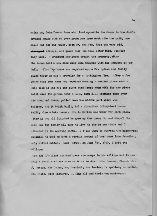 Page 6 from the original manuscript