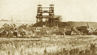 The village of Loos before the battle