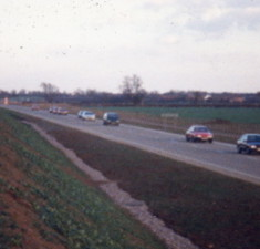Bottesford A52 by-pass opened on the 6th February 1989, 14 weeks ahead of schedule. Unfortunately there were three road traffic accidents within 24 hours of its opening - one major and two minor
