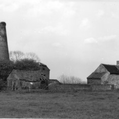 Top Mill shortly before demolition.