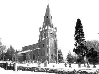 St. John the Baptist, Muston