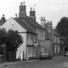 Market Street c1980