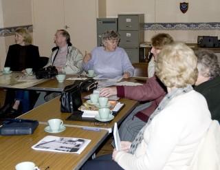 Meeting February 2007