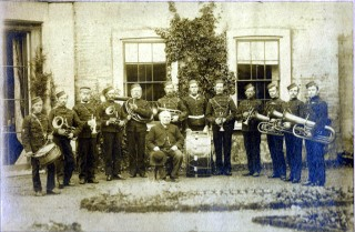 The Bottesford Brass Band, Volunteer Band of the Belvoir Rifle Corps