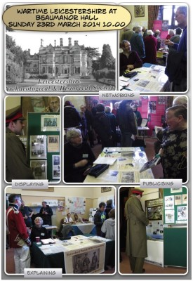 Wartime Leicestershire at Beaumanor Hall
