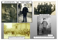 Rifleman Alfred William Marriot and other photographs