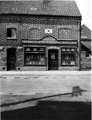 The Grantham Equitable Cooperative Industrial Society Ltd - Branch No. %