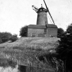 Top Mill, Bottesford c. 1930