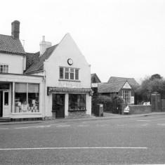 Moulsher's & Antique Shop