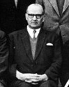 Mr Stimpson in the late 1950s