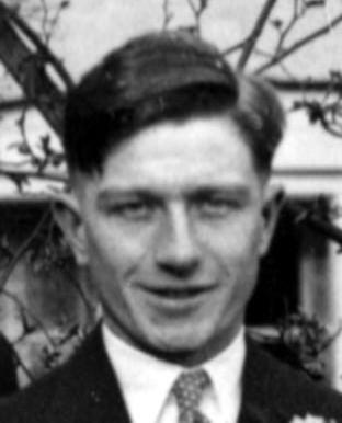Mr. Cyril Palmer 1938