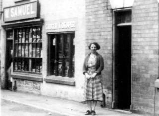 Samuel's Shop on Market Street.