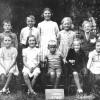Muston School in 1940