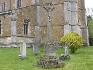 Muston War Memorial - St John the Baptist churchyard