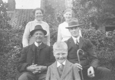 The Coy and Bray families of Muston