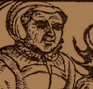 Detail of Witch Neighbour