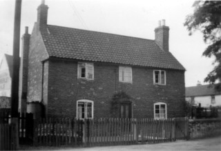 No.2 Church St. c. 1950. (No. 5 in 1901)