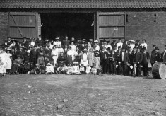 Normanton Celebrates the Coronation of King George and Queen Mary
