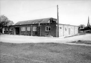 The old V.C. Hall