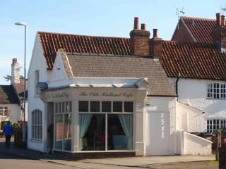Olde Rutland Café - February 2009