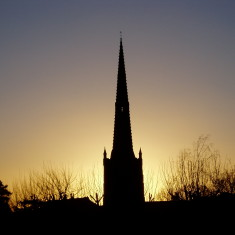 St Mary's Church Spire, Bottesford