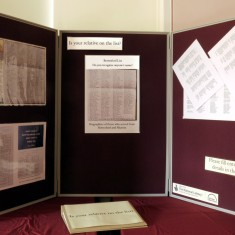 Bottesford Service List - tracing relatives