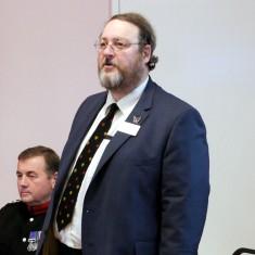 Professor David Stocker, Heritage Lottery Fund, East Midlands